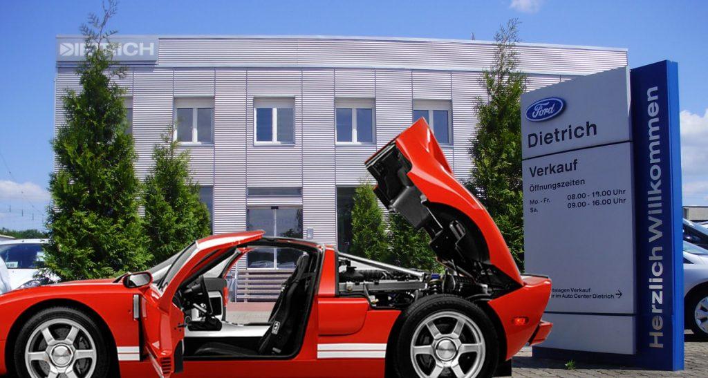 Ford Autohaus Dietrich Mannheim